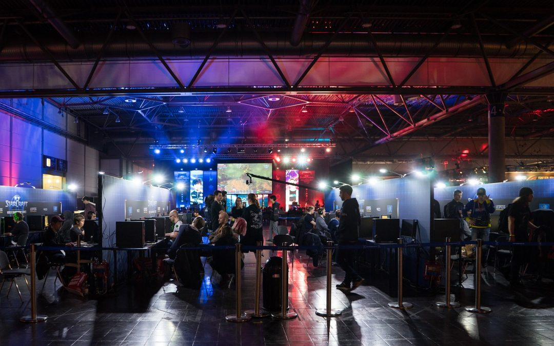 The highest paying esports video games