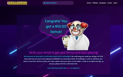 Earn money when playing games, $10 free credit, no deposit required, no coupon!